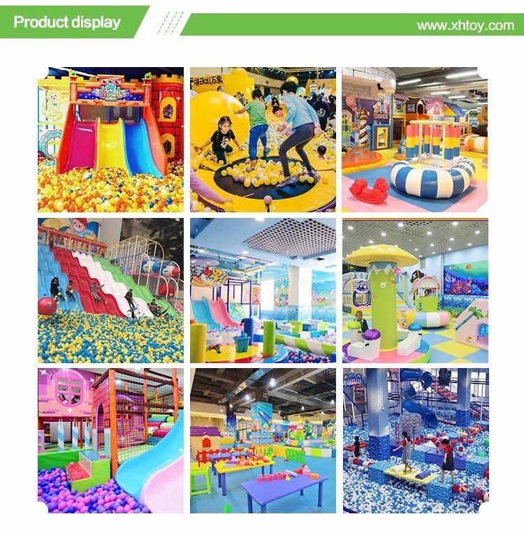 Cartoon Characters Kid Playground Theme Park Amusement