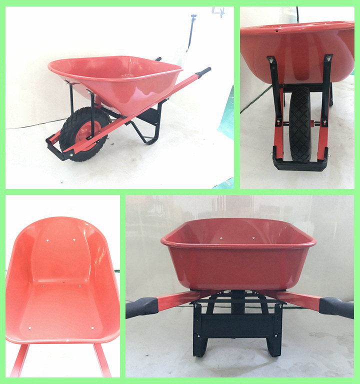 Farm Tools Garden Wheel Barrow for Building
