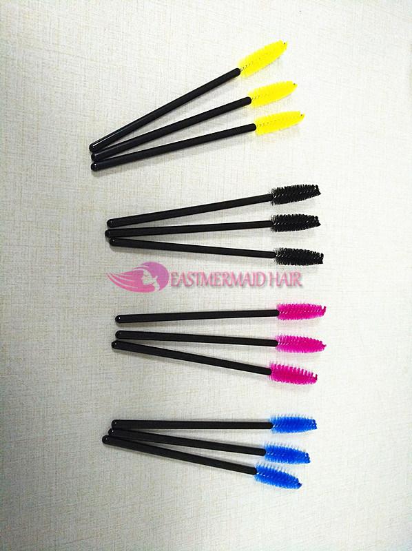 High Quality Beauty Tools Makeup Disposable Eyelash Brush
