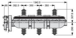SF6 12kv Load Break Switch