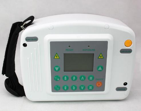 New Portable X-ray with with Nylon Bag & Toshiba Bulb