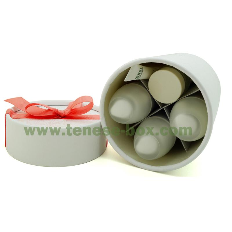 Luxury Cardboard Tube Paper Packaging Boxes