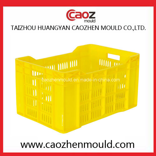 Plastic Injection/Fruit Vegetable Crate Mould in China