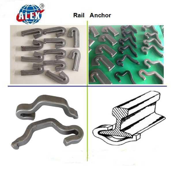 Rail Anchor for Rail Fastening (TR37 TR45 TR50 TR57 TR68)