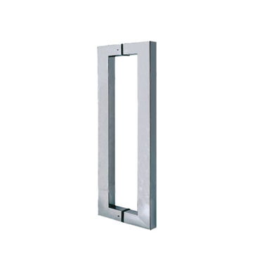 Sliding Door Long Double Sided Square Rectangle Shape Door Pull Handles