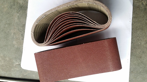 Abrasive Sanding Belt for Wood Metal