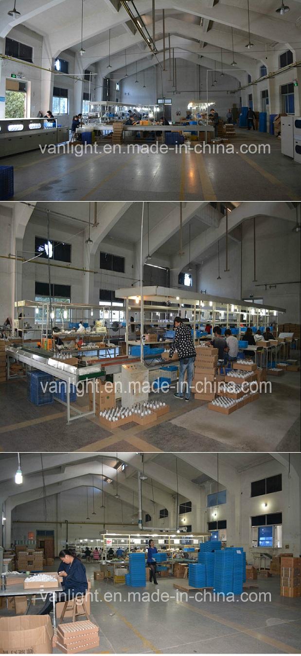 High Quality 4u T3-9W Energy Saving Lamp CFL