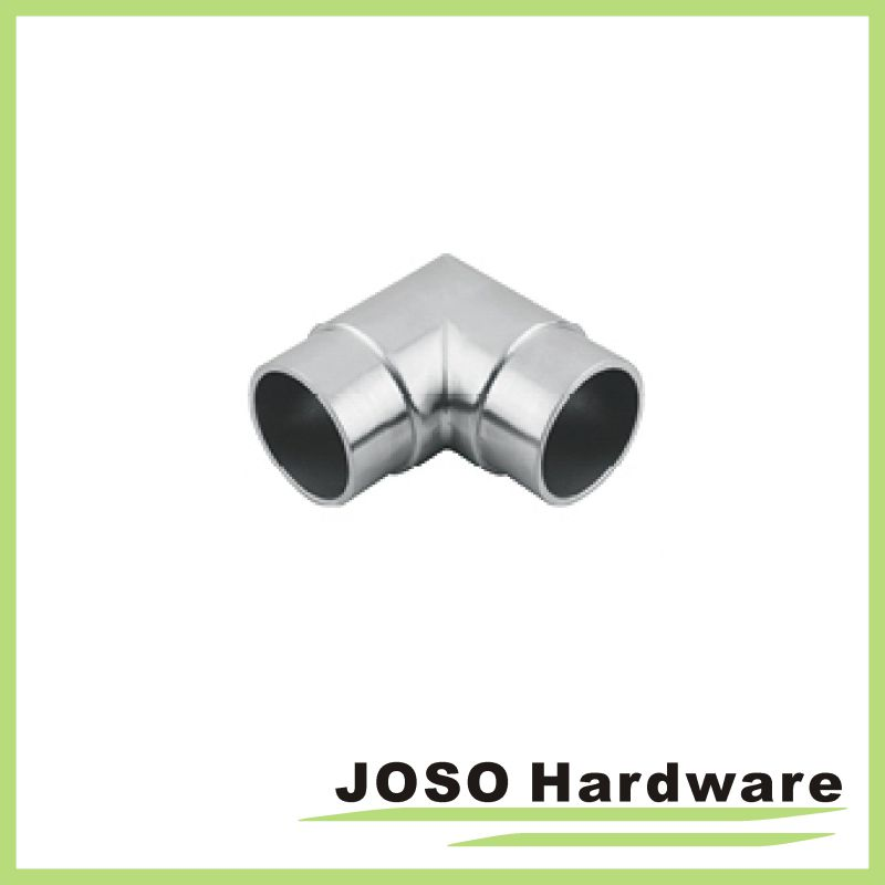 Mitered Style 90 Degree Connector Handrail Bracket (HS205)