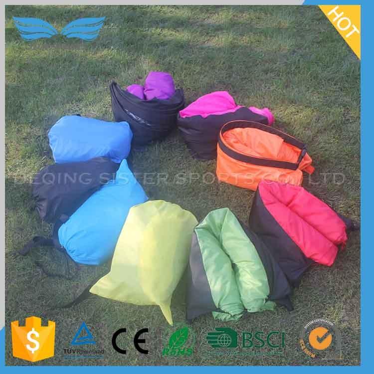 2016 Newest Good Reputation Outdoor Sleeping Air Bag