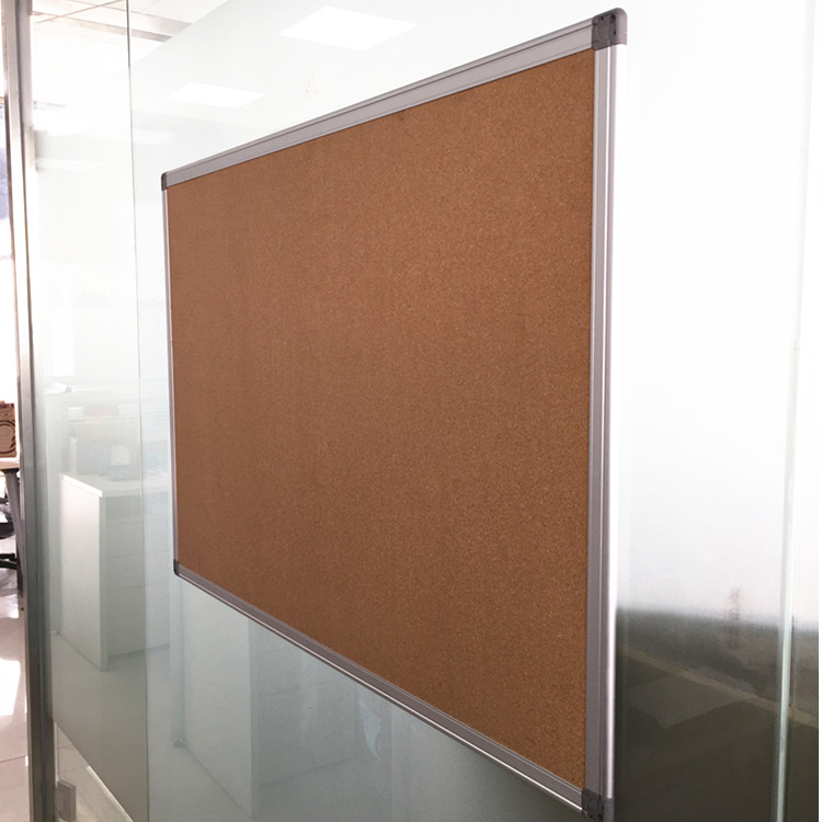 New Design Optical Interactive Whiteboard of ISO9001 Standard Cork Board Notice Board