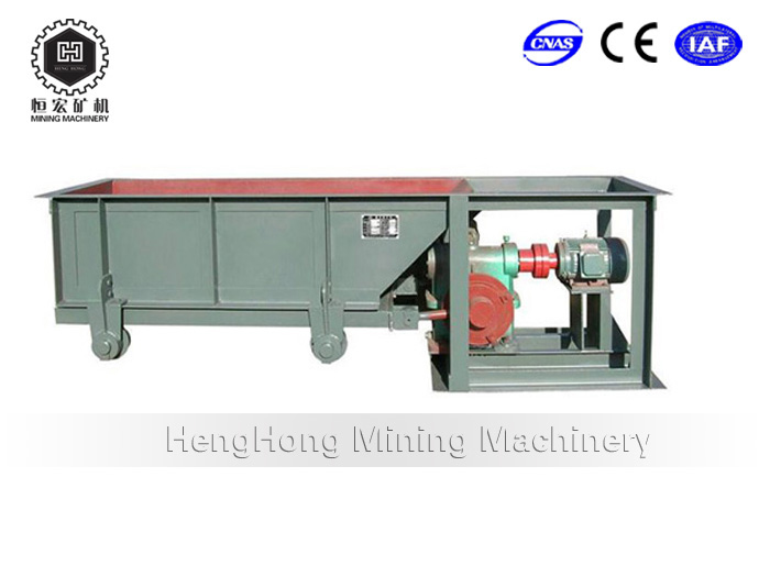 Mining Processing Equipment Stone Ore Chute Feeder