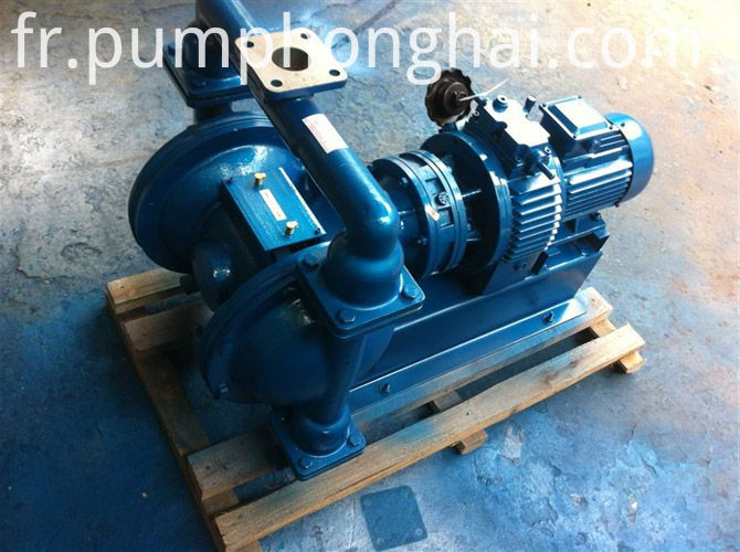 DBY series stainless steel material diaphragm pump