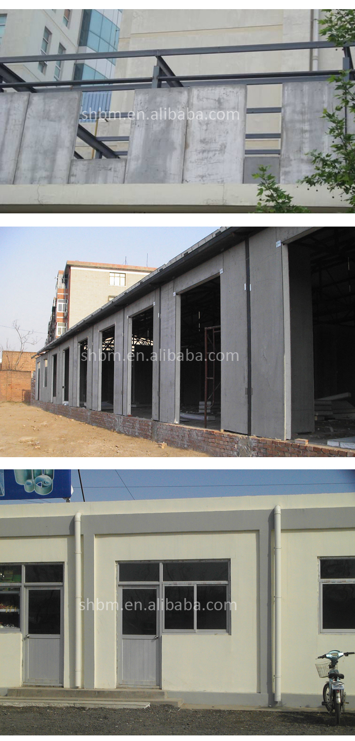 Fireproof Wall Panels