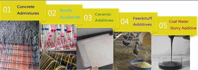 Sodium Gluconate Water Reducer Concrete Admixture