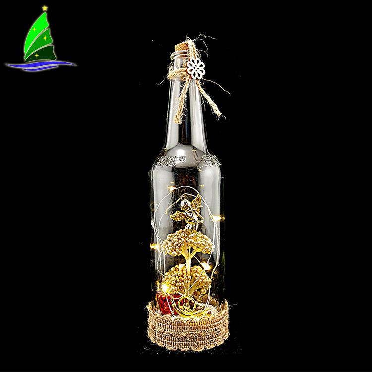Home Decoration Bottle String Lights