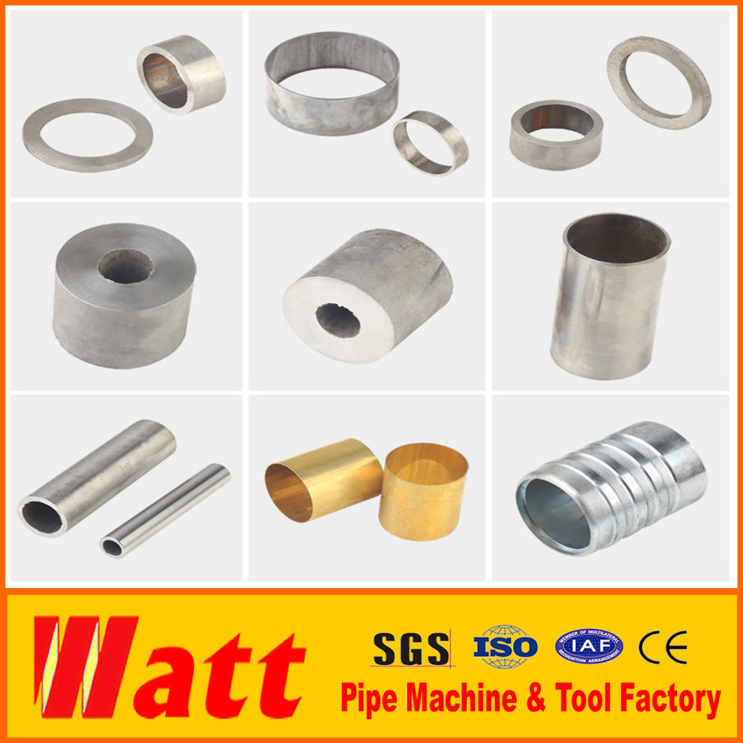 Stationary Stainless Steel Orbital Pipe Cutting Machine Pipe Cutter