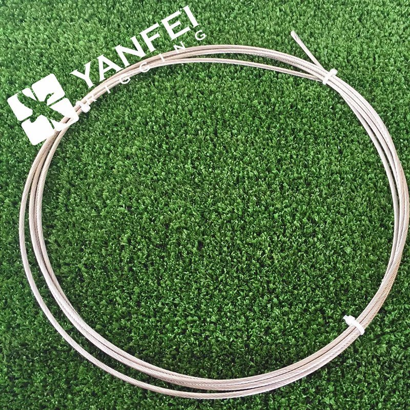 1*19 AISI316/304 Stainless Steel Wire Rope