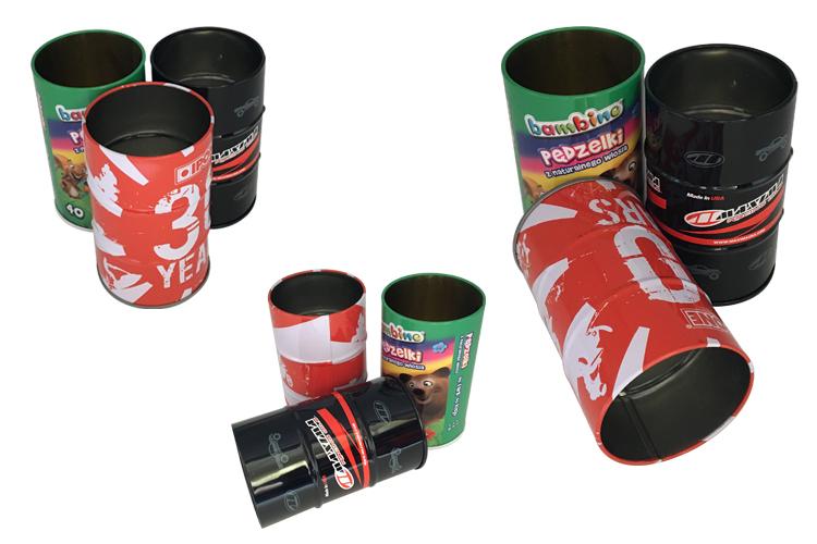 Tin Pen Holder Mould Existing Wholesale Promotion Gift