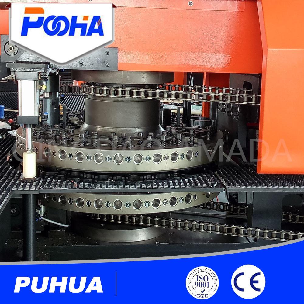 (AMD-SE2510) Servo Type CNC Turret Punching Machine