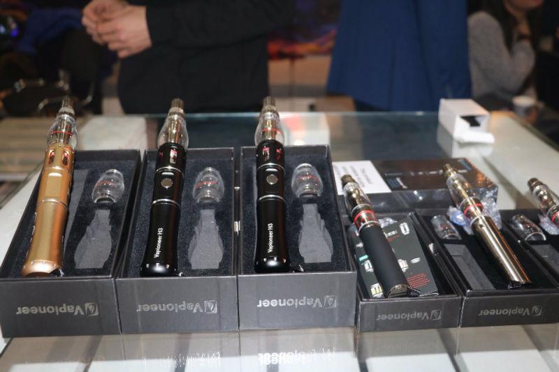 New Vaporizer Pen Vapioneer H3 18650 Battery Electronic Hookah