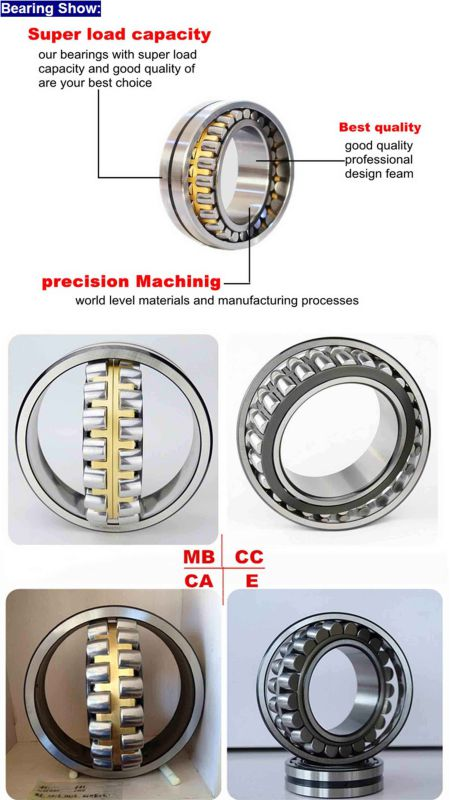 Original Japan NSK Koyo NTN Bearing Price List Catalogue Spherical Self-Aligning Roller Bearing 22205 22208 22210 22214 22218