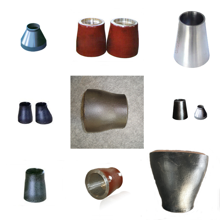 Concentor Stainless Reducers Fittings Pipe Butt Weld