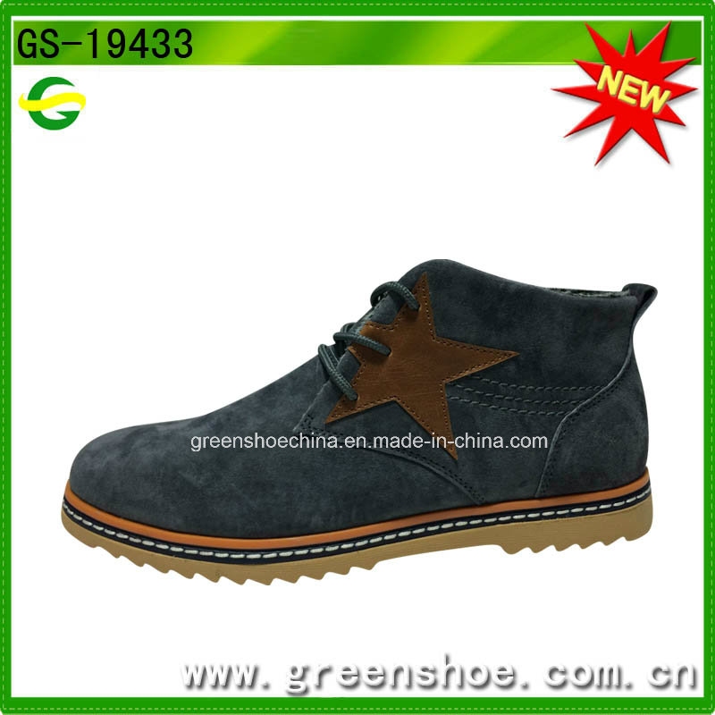 New Style Dress Shoes Leather Shoe for Men