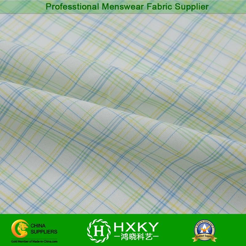 Fashionable Yarn Dyed Nylon Fabric for Men's Shirt