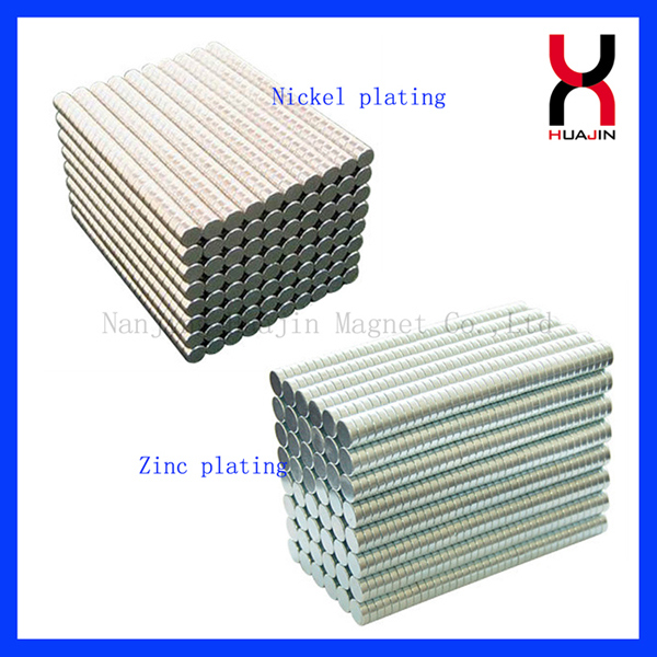 Neodymium Customized Disc/Cylinder/Ring/Block/Arc Permanent Magnets