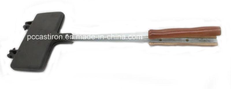 Preseaseoned Cast Iron Pancake Pan China Factory