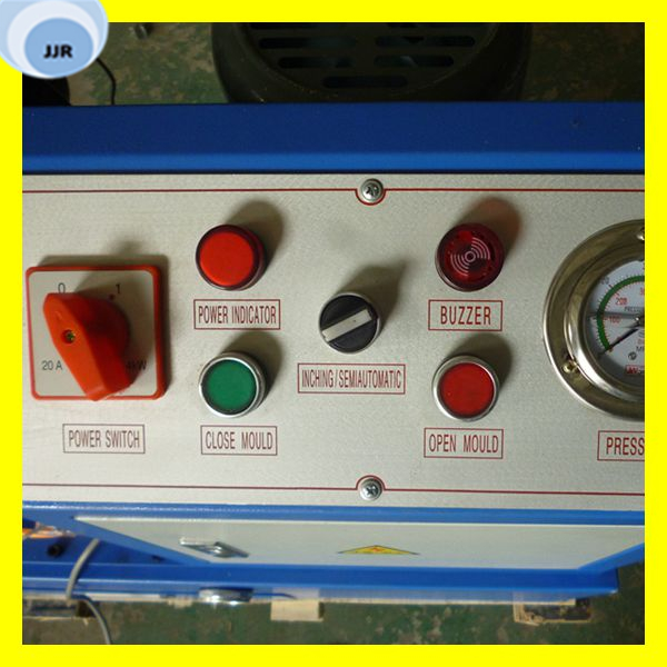 Automatic Hydraulic Shop Crimping Machine