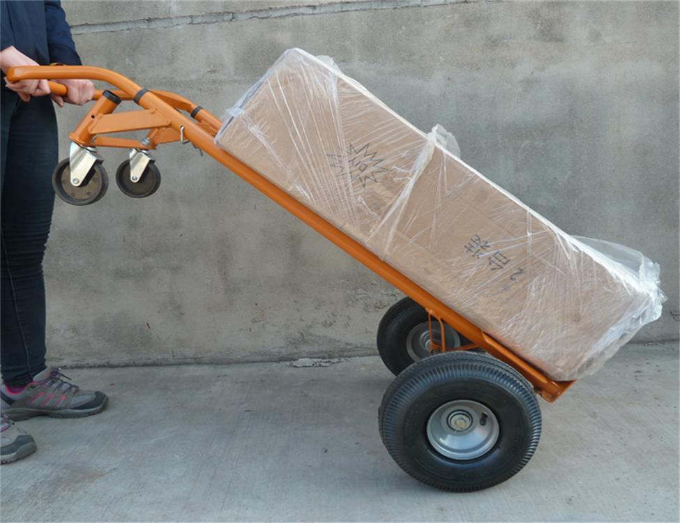 2 in 1 Convertible Platform Hand Truck