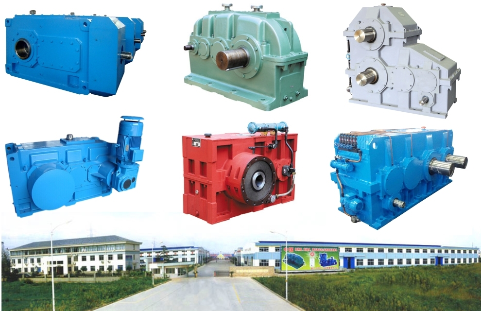 High Output Torque Yps 95/116 Gear Reducer for Parallel Twin Screw Extruder