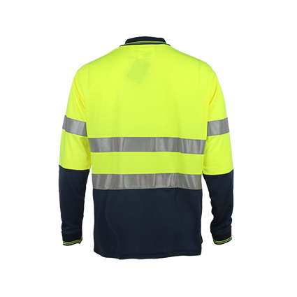 Long Sleeve High Visibility Reflective Safety Vest