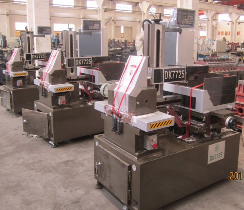 High Speed CNC Wire Cut Discharge EDM (DK7740)