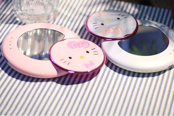 2016 New Hello Kitty Mirror Power Bank
