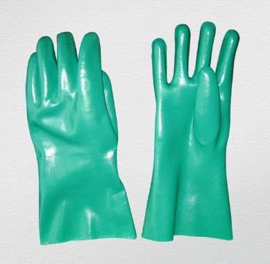Smooth Finished Neoprene Coated Glove with Jersey Liner (5343)