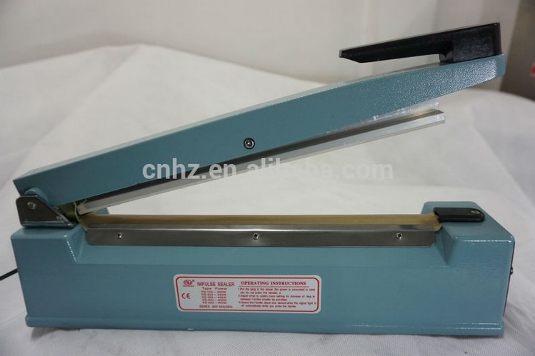 Portable Hand Heat Sealing Machine with Iron Body