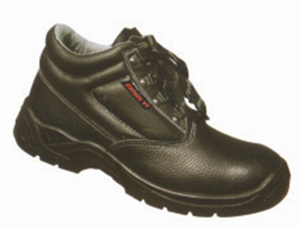 New Style Full Grain Leather Safety Shoes (AQ 17)