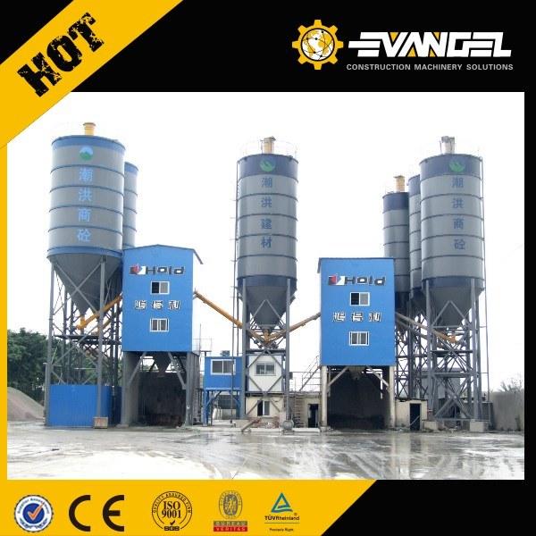 Hzs25 - Hzs180 Stationary Rmc Concrete Batching Plant