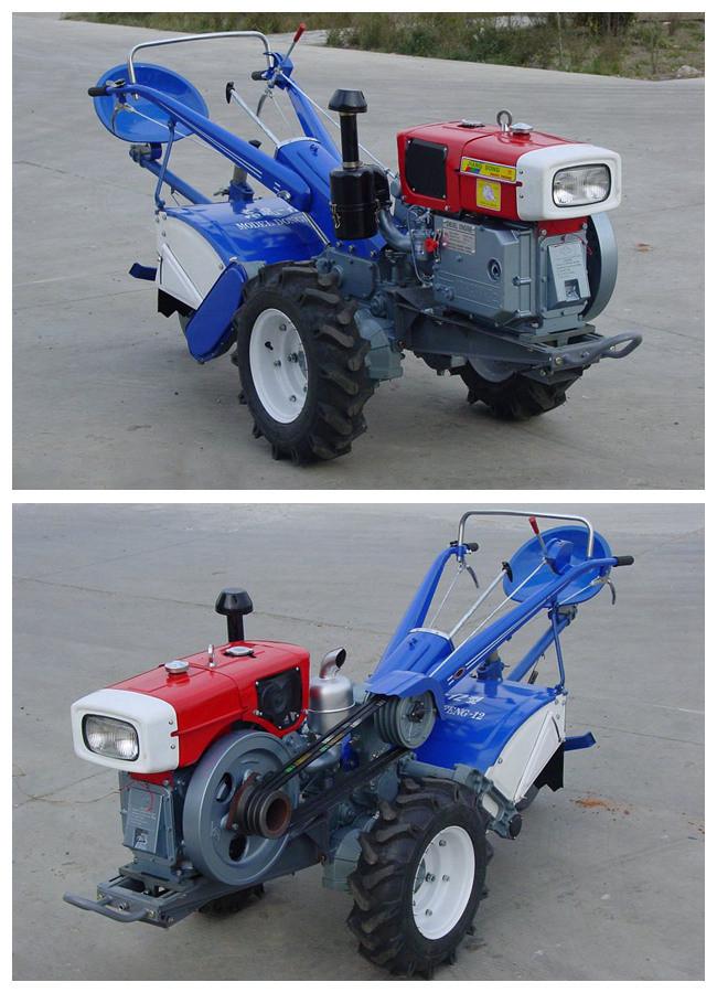 20HP Walking Tractor (HY-201& HY-201L) Power Tiller