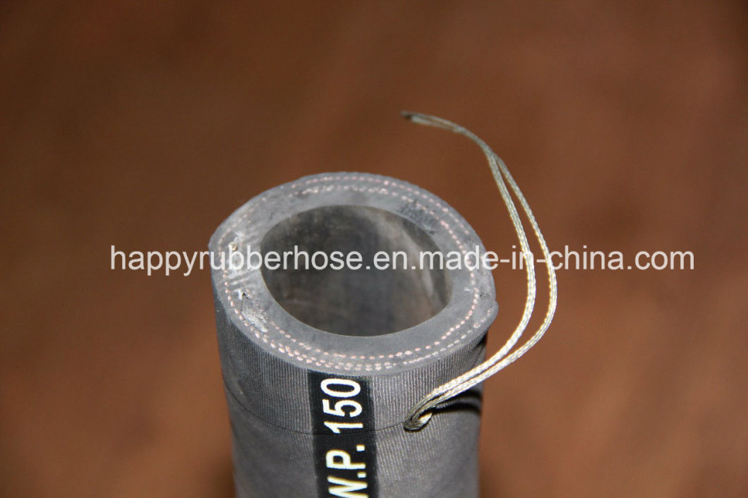 Anti-Static Copper Wire Oil/Fuel/Petroleum Suction & Delivery Hose
