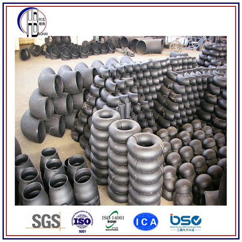 Carbon Steel 90 Long Radius Elbow Weld Fitting Pipe Fitting