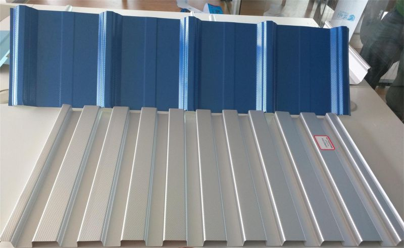Steel Iron Plates Prepainted PPGI/PPGL Galvalume Zinc Color Coated Coils for Warehouse Corrugated Roofing Sheet Material