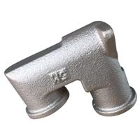 Custom Sand Casting Engine Parts Galvanized Fitting