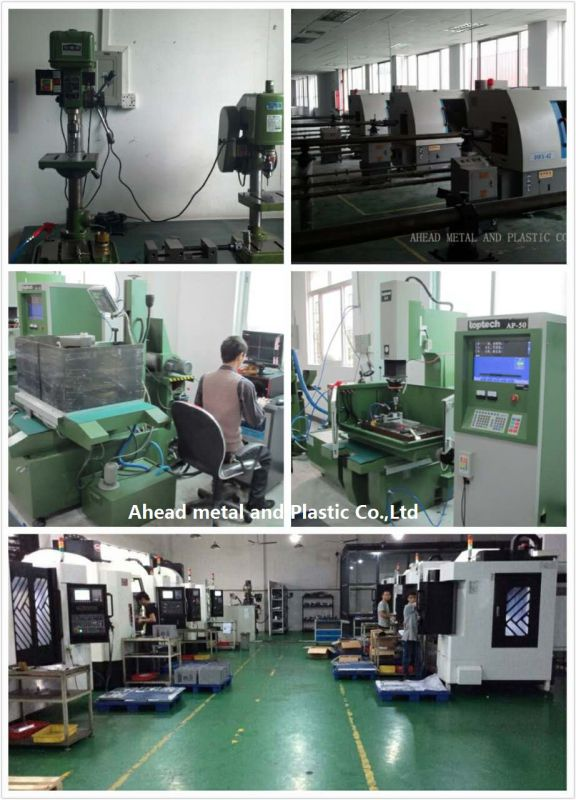 CNC Machining Parts Made of Aluminum Alloy for Comunication Equipments