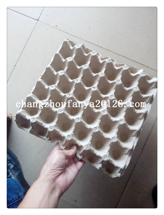 Recycled Pulp Paper Egg Trays