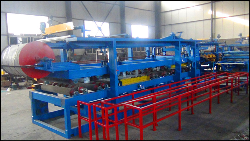 EPS Sandwich Panel Machinery for Thermal Insulation