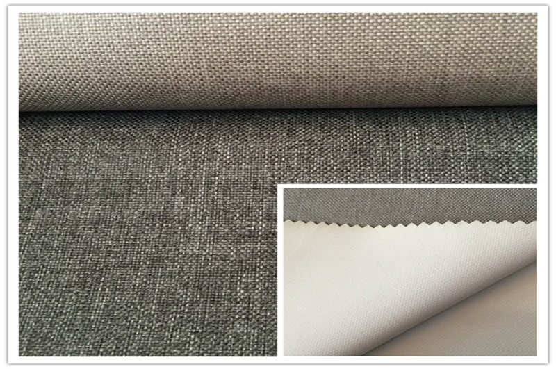 100% Polyester 3 Pass Blackout Fabric for Curtains EDM4613