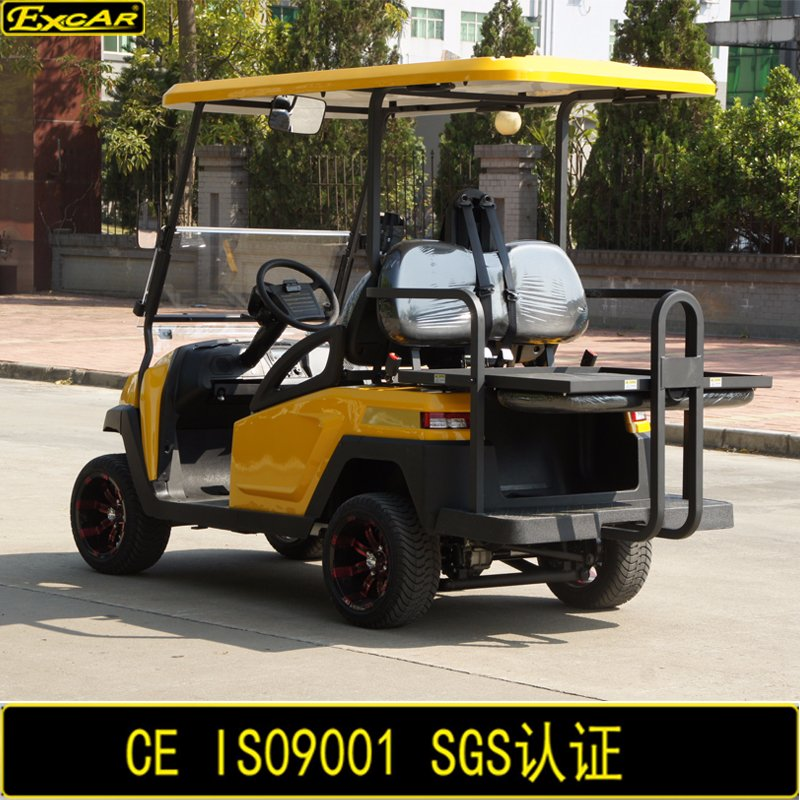 Club Car New Design 4 Seater Electric Golf Shopping Cart